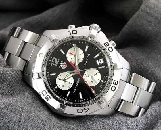 Tag Heuer Aquaracer Quartz Chronograph 41mm